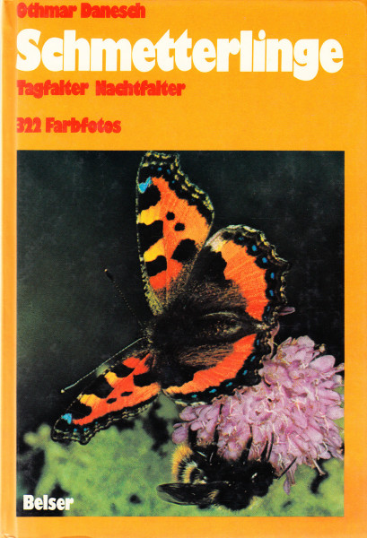 Schmetterlinge. Band I-II. Tagfalter - Nachtfalter