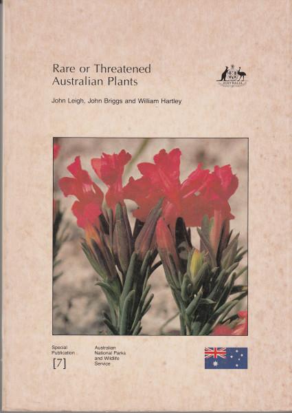 Rare or Threatened Australian Plants