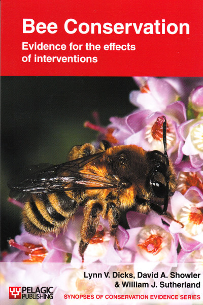 Bee Conservation. Evidence for the effects of interventions