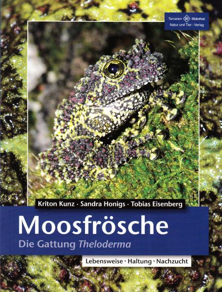Moosfrösche. Die Gattung Theloderma