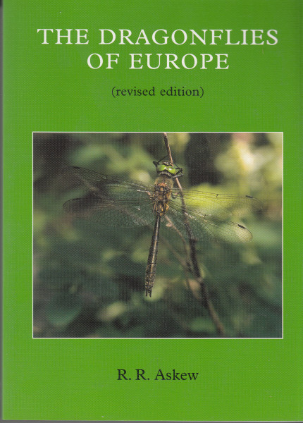 The Dragonflies of Europe. (Revised edition)