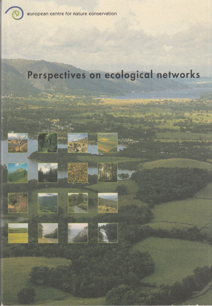 Perspectives on ecological networks