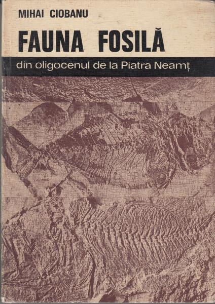 Fauna Fosila din oligocenul de la Piatra Neamt