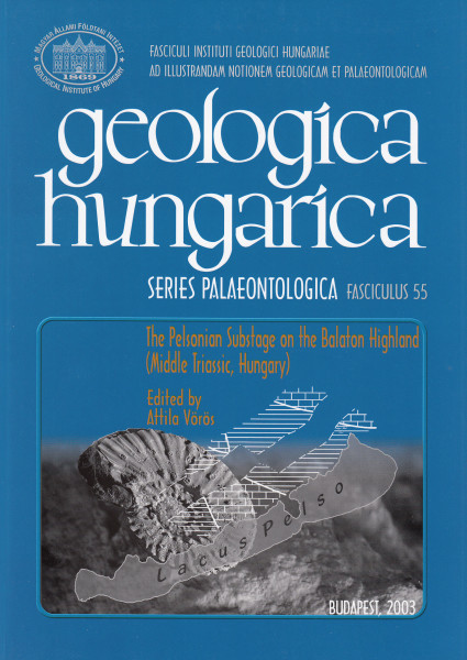 The Pelsonian Substage on the Balaton Highland (Middle Triassic, Hungary)