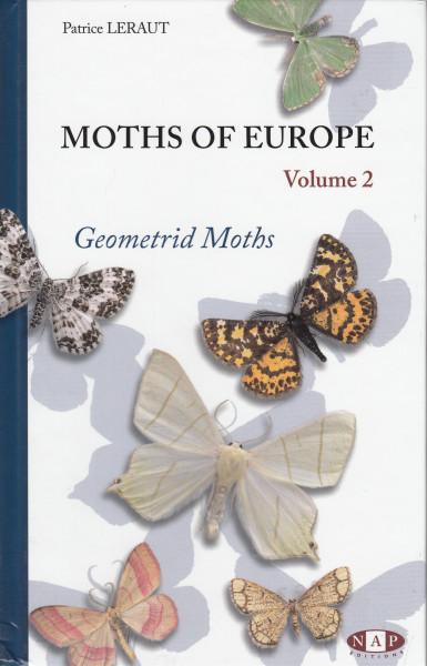 Moths of Europe. Vol.2.: Geometrid Moths