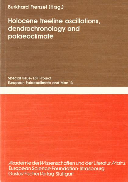 Holocene treeline oscillations, dendrochronology and palaeoclimate