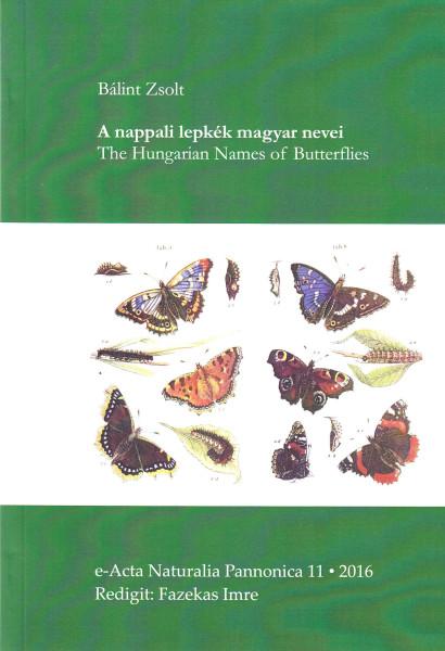 A nappali lepkék magyar nevei - The Hungarian Names of Butterflies