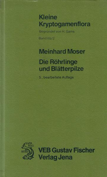 Die Röhrlinge und Blätterpilze (Polyporales, Boletales, Agaricales, Russulales)