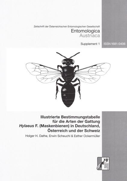 Illustrierte Bestimmungstabelle für die Arten der Gattung Hylaeus F. (Maskenbienen) in Deutchland, Österreich und der Schweiz