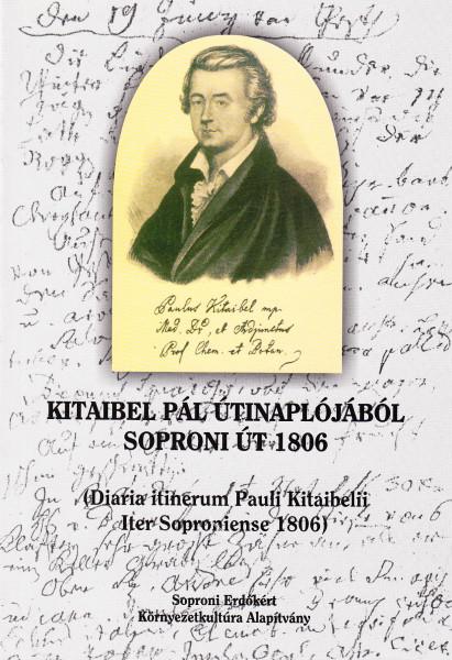 Kitaibel Pál útinaplójából. Soproni út 1806