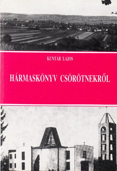 Hármaskönyv Csörötnekről