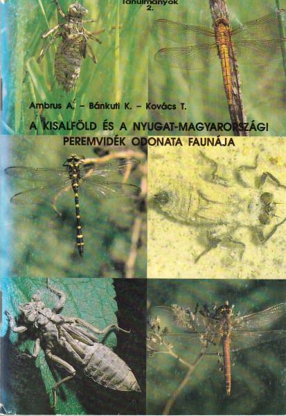 A Kisalföld és a Nyugat-Magyarországi peremvidék Odonata faunája