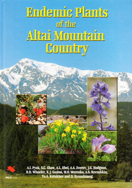 Endemic Plants of the Altai Mountain County