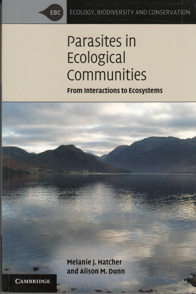 Parasites in Ecological Communities. From Interactions to Ecosystems