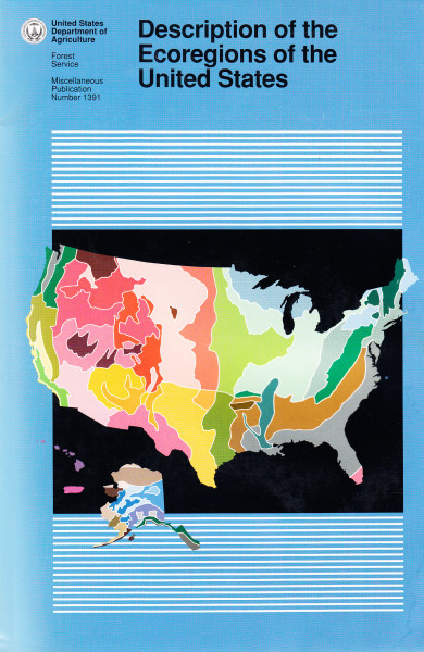 Description of the Ecoregions of the United States