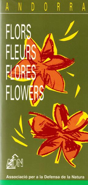 Andorra. Flors - Fleurs - Flores - Flowers