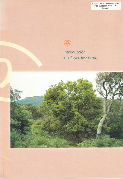 Introducción a la Flora Andaluza
