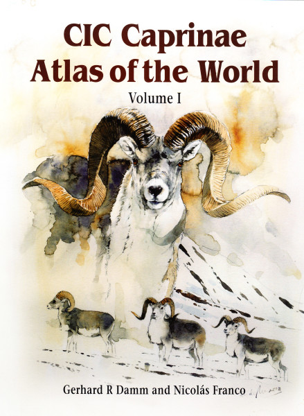 CIC Caprinae Atlas of the World. Vol.I-II.