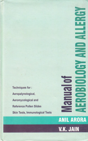 Manual of Aerobiology and Allergy