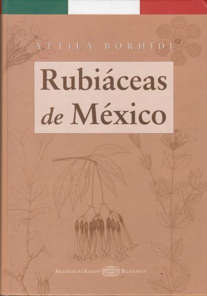 Rubiáceas de México