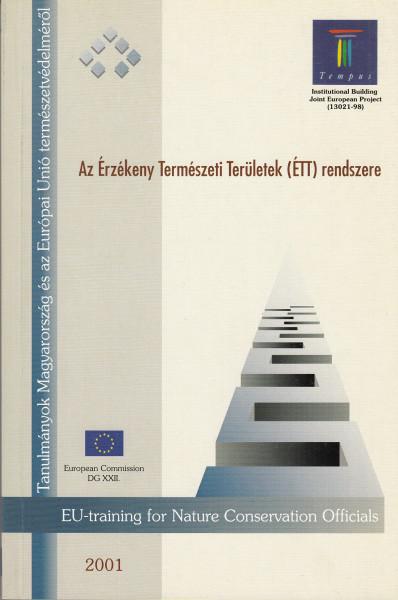 Az Érzékeny Természeti Területek (ÉTT) rendszere