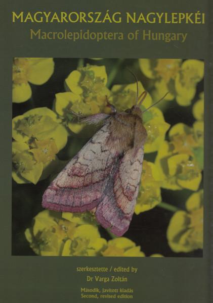 Magyarország nagylepkéi - Macrolepidoptera of Hungary