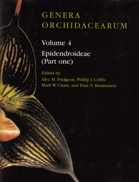 Epidendroideae (Part one)
