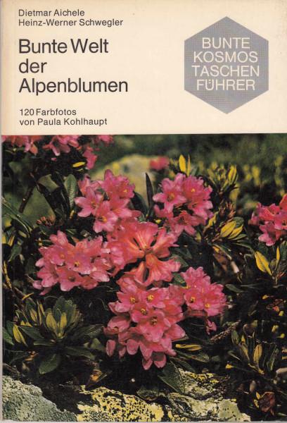 Bunte Welt der Alpenblumen