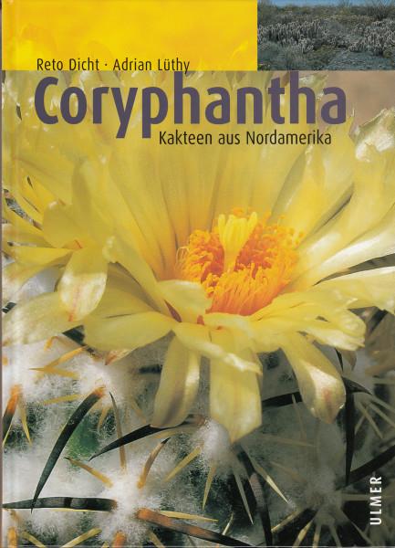 Coryphantha. Kakteen aus Nordamerika