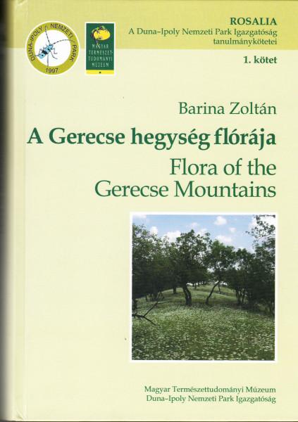 A Gerecse hegység flórája - Flora of the Gerecse Mountains