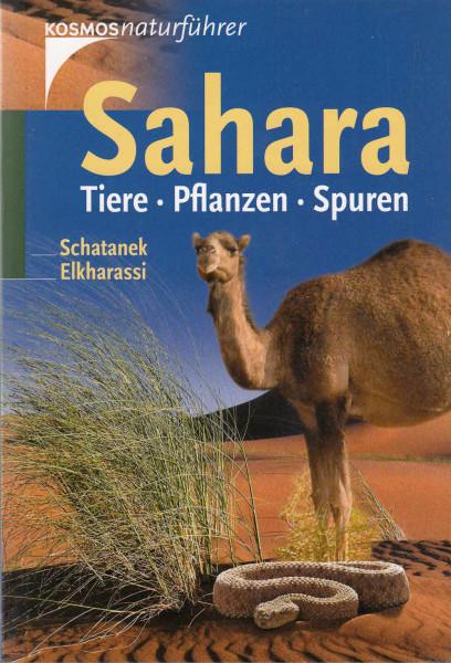 Sahara. Tiere, Pflanzen, Spuren
