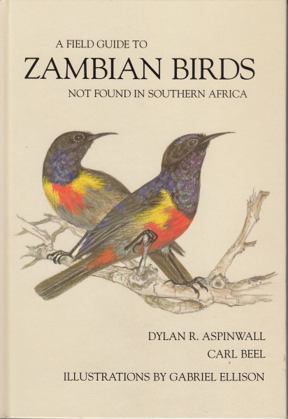 Field Guide to Zambian Birds Not Found in Southern Africa