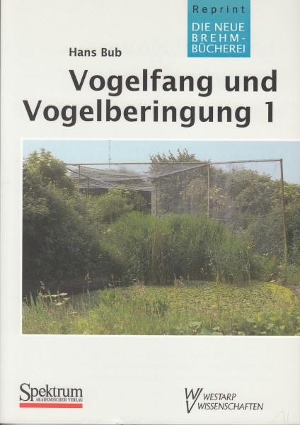 Vogelfang und Vogelberingung. 5 Bände