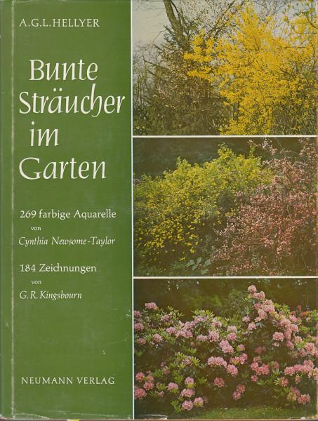 Bunte Sträucher im Garten. Eine Enzyklopädie für Gartenfreunde