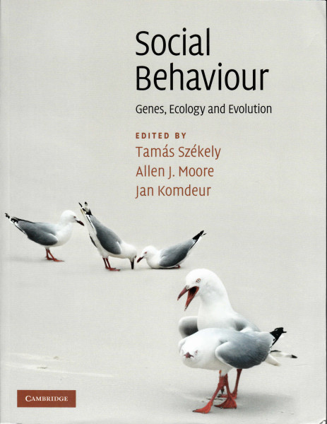 Social Behaviour. Genes, Ecology and Evolution