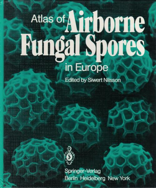 Atlas of Airborne Fungal Spores in Europe