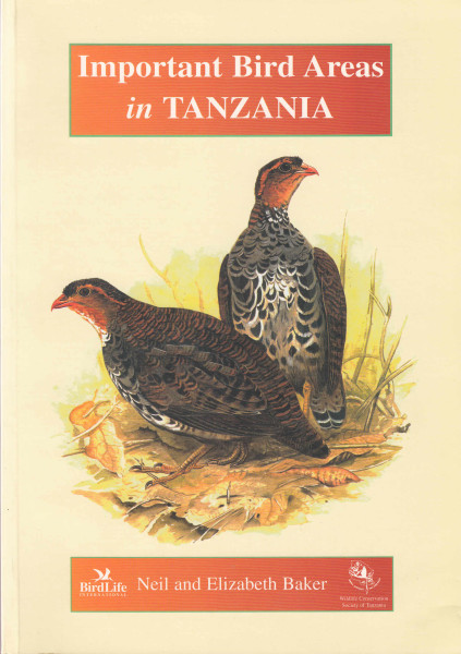 Important Bird Areas in Tanzania. A first inventory