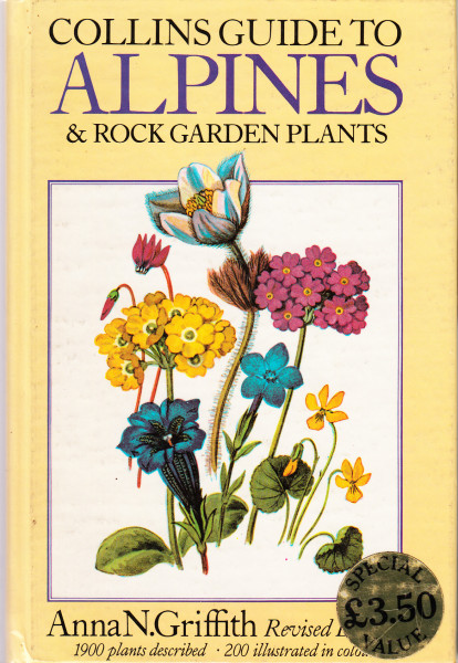 Collins Guide to Alpines and Rock Garden Plants