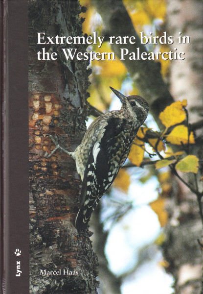 Extremely rare birds in the Westerm Palearctic