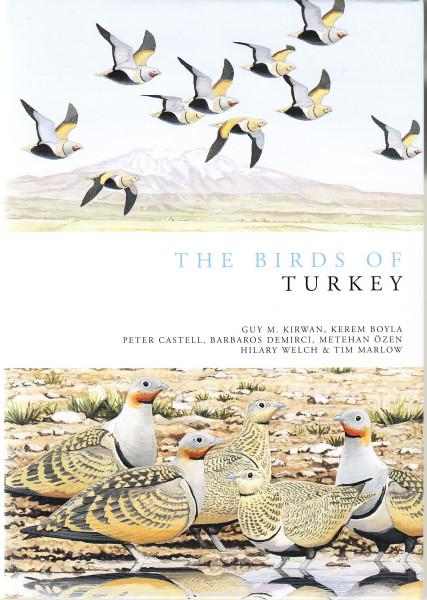 The Birds of Turkey. The Distribution, Taxonomy and Breeding of Turkish Birds