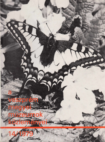 A Veszprém Megyei Múzeumok Közleményei: 14.(1979)