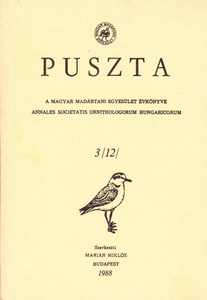 Puszta: 3/12.(1988)