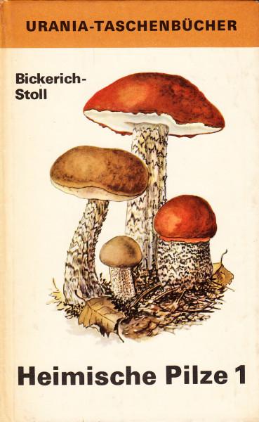 Heimische Pilze 1-2