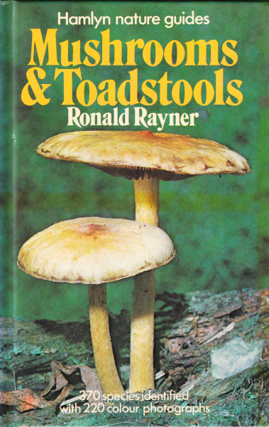 Mushrooms & Toadstools