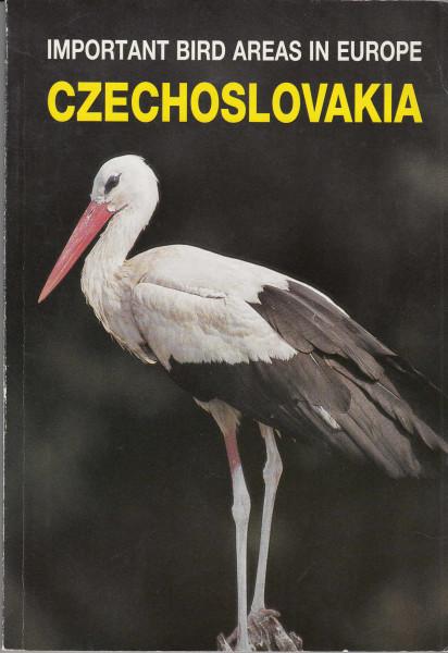 Important Bird Areas in Europe. Czechoslovakia