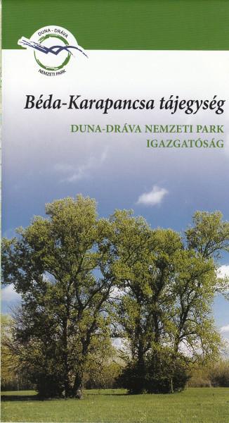 Béda-Karapancsa tájegység [térkép]