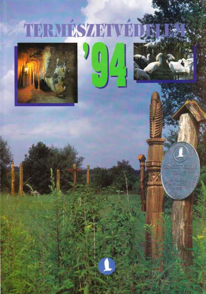 Természetvédelem 1994
