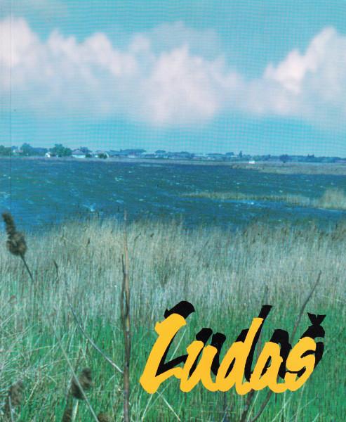 Ludas. Jezero na pustari - Tó a pusztán - Lake in the puszta