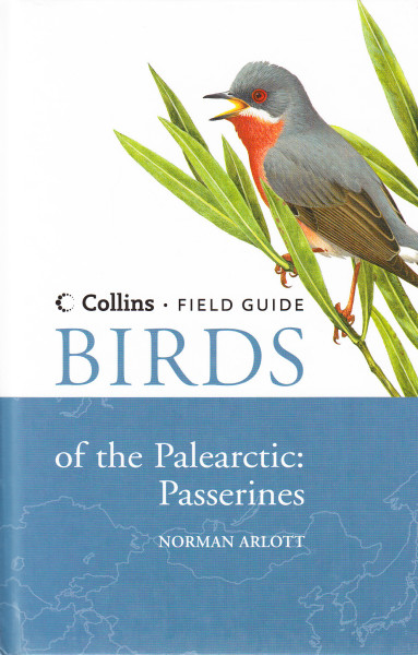 Birds of the Palearctic Passerines